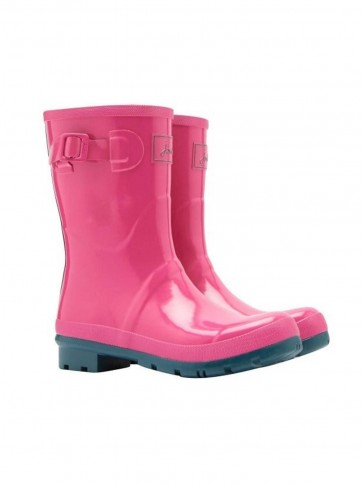 Joules Gloss Kelly Welly True Pink