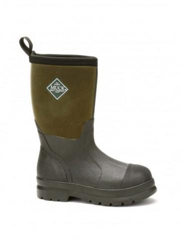 Muck Boots Kids Chore Moss