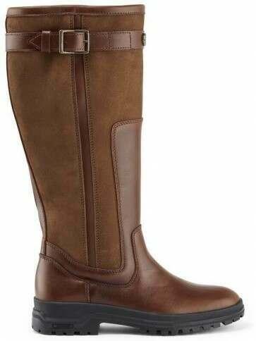 Le Chameau Jameson Women's Leather Boot Caramel