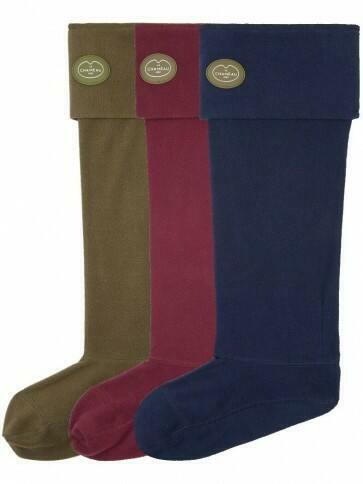Le Chameau Fleece Boot Liners