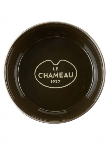 Le Chameau Stainless Steel Dog Bowl Dark Green