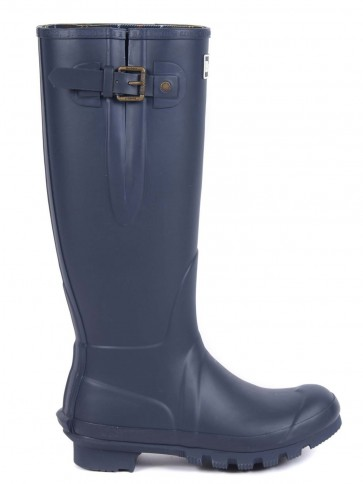 Barbour Amble Wellies Navy