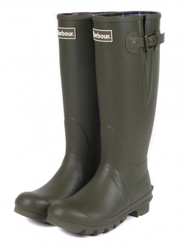 Barbour Women's Amble Neoprene Olive