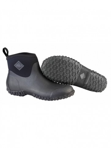 Muck Boots Mens Muckster II Ankle Black