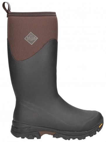 Muck Boots Men's Arctic Ice AG Tall Brown