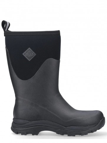 Muck Boots Men's Arctic Outpost Mid Black