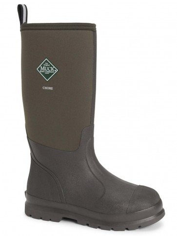 Muck Boots Chore Hi Brown