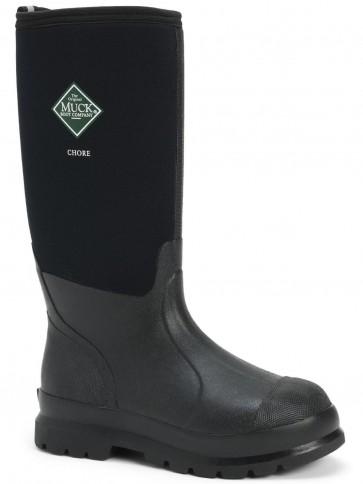 Muck Boots Chore Hi Black