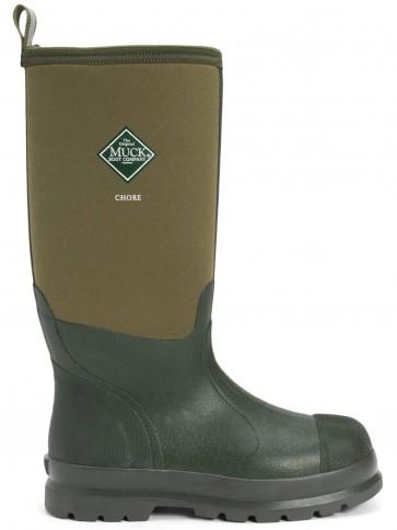 Muck Boots Chore Hi Moss