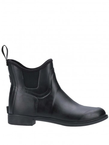 Muck Boots Derby Neoprene Chelsea Boot Black