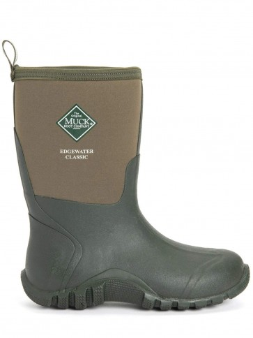 Muck Boots Edgewater Classic Short Moss