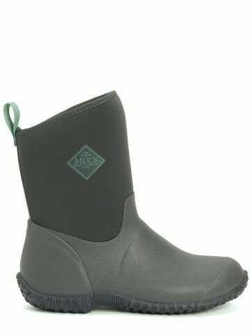 Muck Boots Women's Muckster II Mid Grey Print
