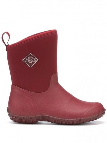 Muck Boots Women's Muckster II Mid Red