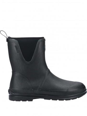 Muck Boot Originals Pull On Mid Boot Black