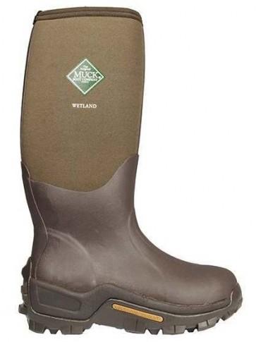 Muck Boots Wetland Hi Bark