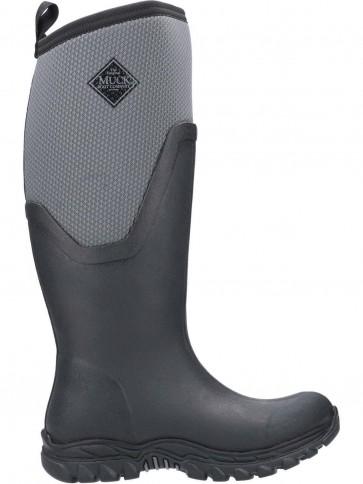 Muck Boots Women's Arctic Sport II Tall Black/Grey