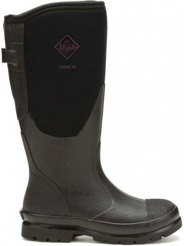 Muck Boots Women's Chore XF Adjustable Black
