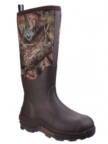 Muck Boots Woody Max Camo/Bark