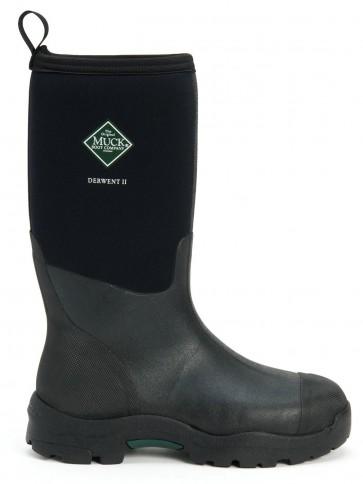Muck Boots Derwent II Short Boots Black