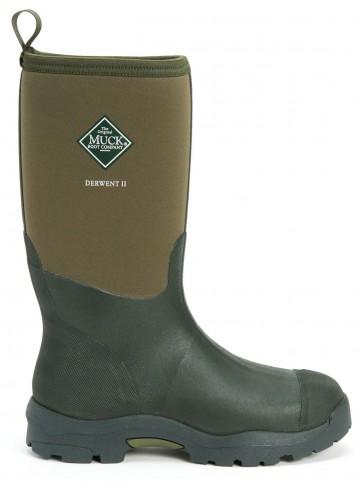 Muck Boots Derwent II Short Boots Moss