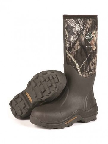 Muck Boots Woody Max Camo/Bark