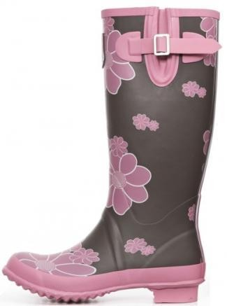 Sherwood Rosebury Chocolate/Pink