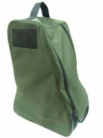 Sherwood Forest Green Boot Bag