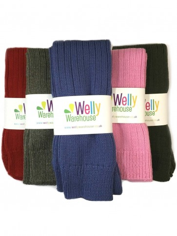 Women's Premium Welly Socks