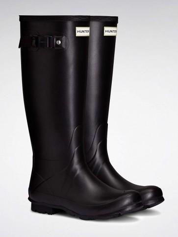 Hunter Women's Norris Neoprene Boot Black