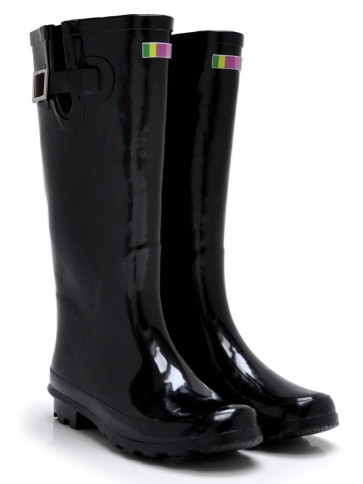 Welly Warehouse Black Gloss