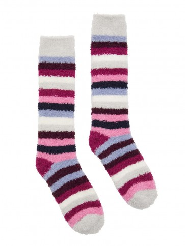Joules Fabulously Fluffy Supersoft Socks Multi (4-8)