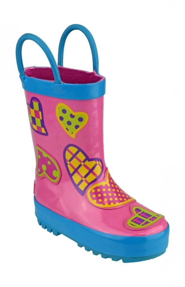 Cotswold Pink Childrens Puddle Boot Pink Size 23 Comprar barato 2018 Nuevo lanzamiento L1vaJPk6