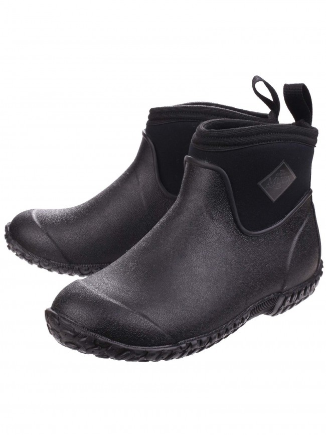 878fa900001 Muck Boots Men's Muckster II Ankle Black