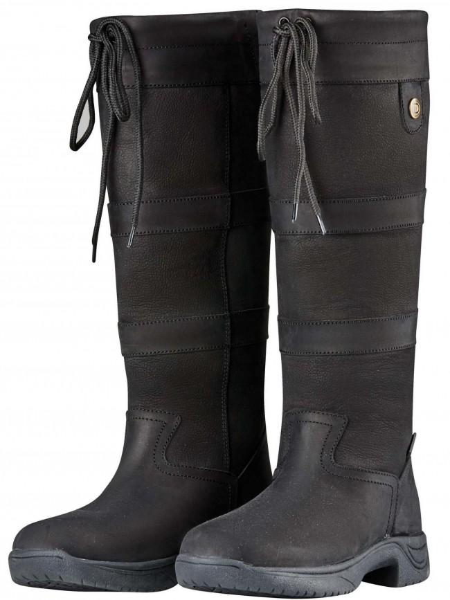 Dublin River Boots Iii Black