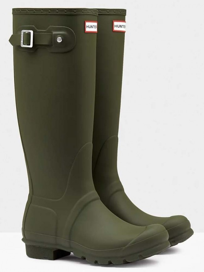 Hunter Original Hunter Dark Olive