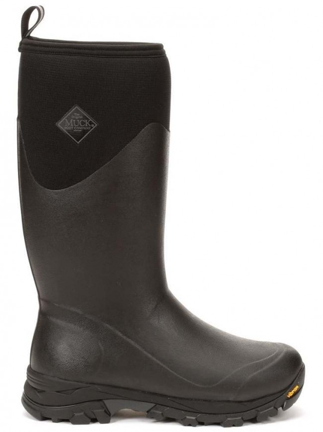99b724e24836d Muck Boots Men's Arctic Ice Grip Tall Black · Zoom