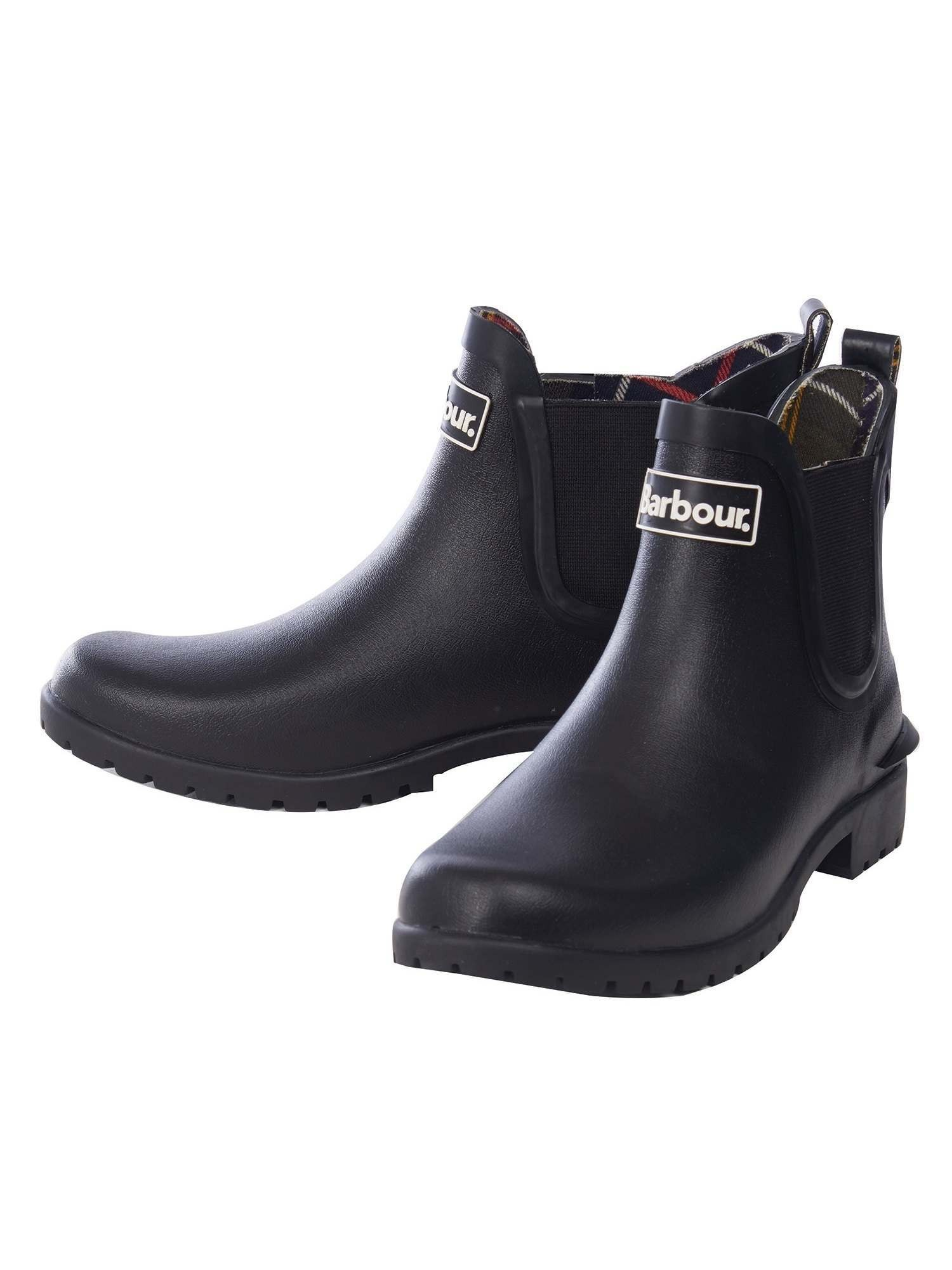 Barbour Wilton Women S Chelsea Style Welly Black