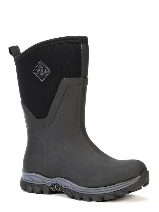 8e958b747 Muck Boots Women's Arctic Sport II Mid Black
