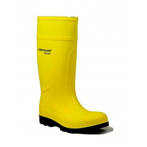 Dunlop Purofort Full Safety Yellow