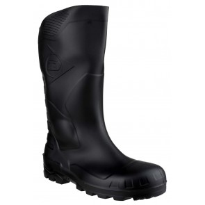 Dunlop Devon Safety Black