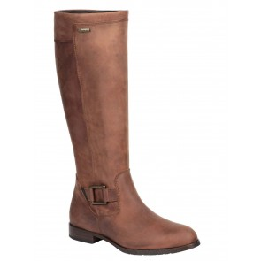 Dubarry Limerick Knee High Women's Boots Chestnut