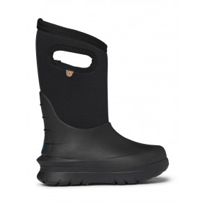 Bogs Kids Neoprene Classic Wellingtons Black
