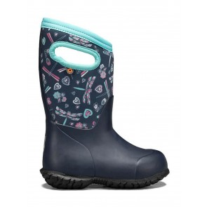 Bogs Kids York Dragonfly Dark Blue