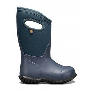 Bogs Kids York Solid Navy