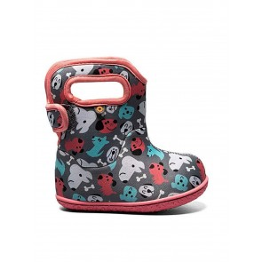 Baby Bogs Puppies Wellies Dark Grey Multi