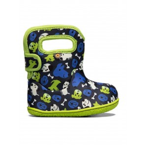Baby Bogs Puppies Wellies Blue Multi