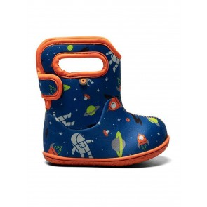 Baby Bogs Spaceman Wellies Blue Multi