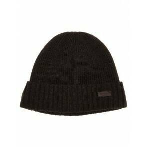 Barbour Men's Carlton Beanie Dark Green