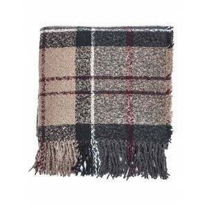 Barbour Winter Tartan Boucle Scarf