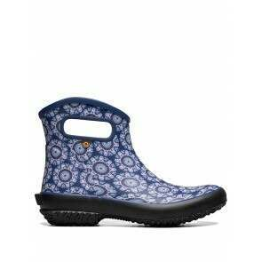 Bogs Patch Women's Ankle Boot Blue